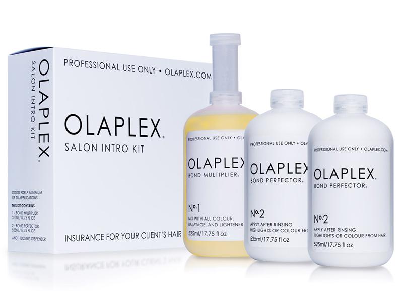 Olaplex Treatment Line